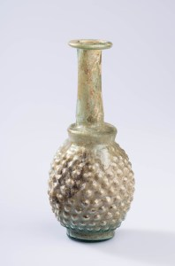 Grape flask, Roman, 3rd century AD