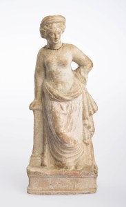 Figure of Aphrodite, Greek, 3rd century BC