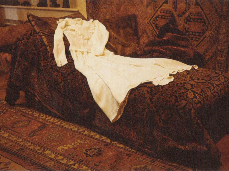 Sophie Calle, the Wedding Dress