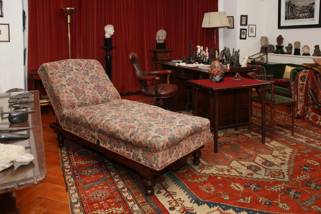 Freud's Death Bed