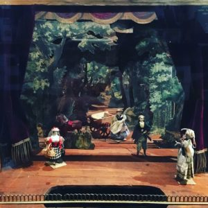 Viennese toy theatre, the Museum of Childhood