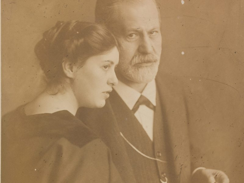 Sophie and Freud