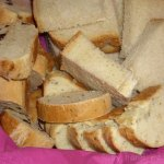 Weißbrotteig für Baguettes und Weckerl (Brötchen)