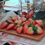 Erdbeer Bananen Marmelade