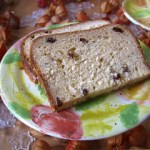Panettone im Brotbackautomat – vegetarisch