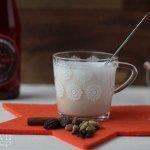 Amaretto-Milch Punsch