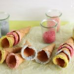 Vanille Joghurt Eis – vegetarisch
