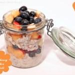 Cranberry-Kokos-Müsli mit bunten Früchten *vegan*