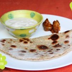 Indische Linsen Parathas  – Vegan Wednesday