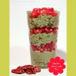 Vegan for Youth: Matcha Amaranth Joghurt Pop