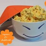 Veganer Ei-Aufstrich bzw Eiersalat
