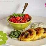 Aloo Tikki – indische Kartoffel Laibchen