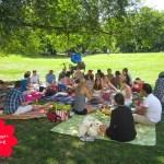 Foodblogger Picknick 2.0  in Wien