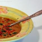 Kürbis Süßkartoffel Suppe