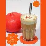 Pumpkin Spice Café Latte #vegan