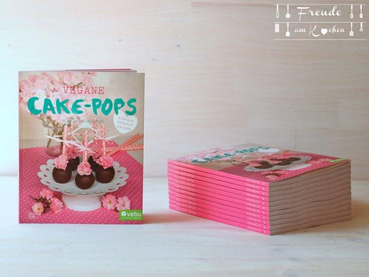 Vegane Cakepops - Buch - Yvonne Hölzl-Singh - Neunzehn Verlag - Freude am Kochen - Vegane Cake-Pops