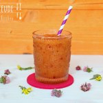 Nektarinen Slush – Thermomix