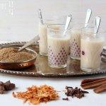 Veganer indischer Masala Tee – Chai – #vegan