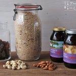 Superfood Müsli-Mischung selbermachen
