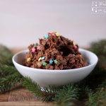 Schokolade Cornflakes Hauferl