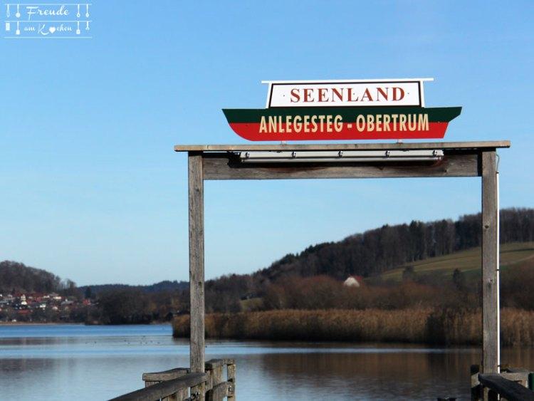 Obertrumer See - Salzburger Land - Freude am Kochen