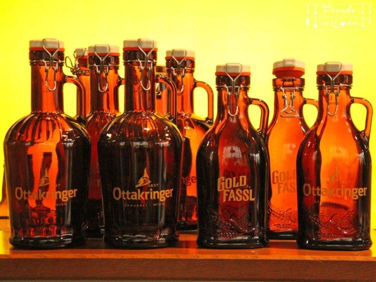 Führung durch die Ottakringer Brauerei mit Bierverkostung - Freude am Kochen