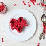Tischdeko für den Valentinstag – 14 Blogger – 14 Ideen für den Valentinstag