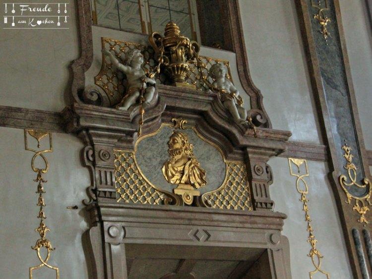 Reisebericht: Salzburg - Freude am Kochen - Schloss Mirabell