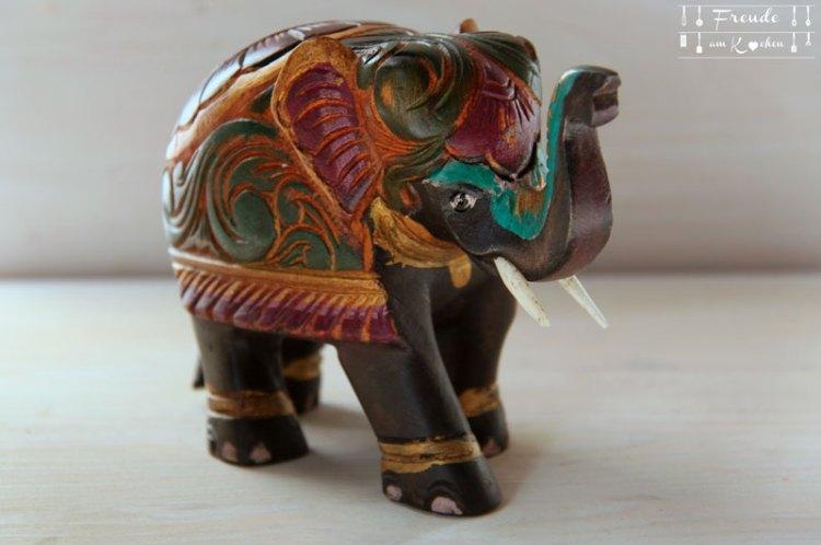 Sri Lanka - Food Haul und Kunsthandwerk Shopping - Freude am Kochen - Elefant