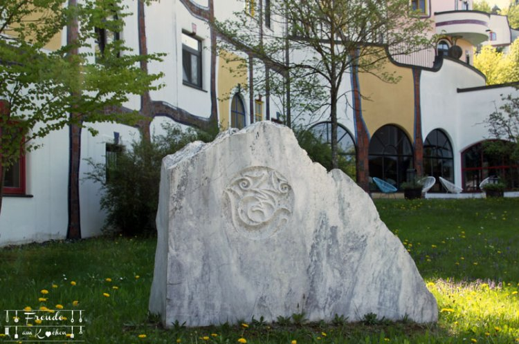 Geomantischer Pfad - Rogner Bad Blumau - Freude am Kochen