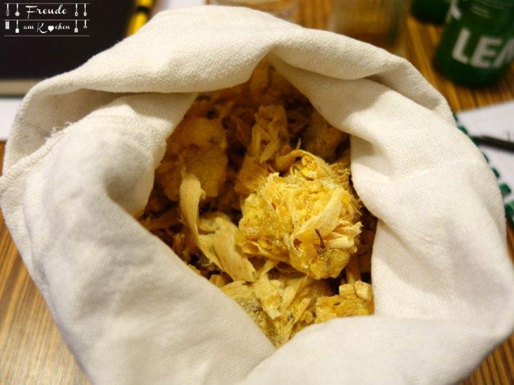 Naturkosmetik mit Pech & Harz -Pechsalbe - Freude am Kochen