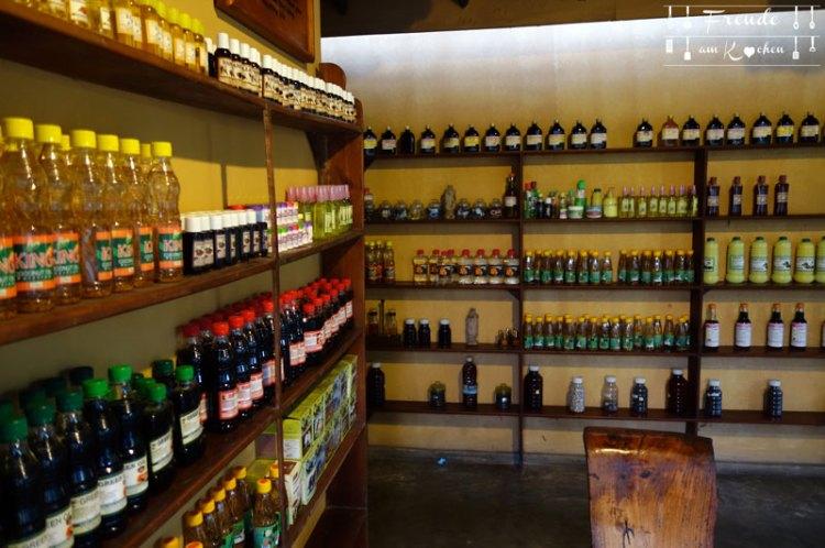 Sri Lanka - Food Haul und Kunsthandwerk Shopping - Freude am Kochen - Ayurveda Resort Jasmin