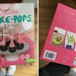 """Mein """"Vegane Cake-Pops"""" Buch ist gerade im Druck"""