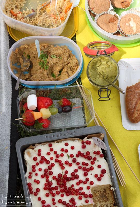 Österreichisches Foodblogger Picknick - Freude am Kochen