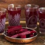 Kanji – indischer fermentierter Roter Rüben – Roter Bete – Drink
