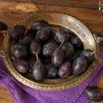 Zwetschgen Topfen (Quark) Tiramisu – vegetarisch