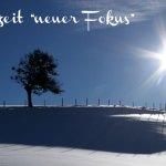 Auszeit neuer Fokus – Baba 2016 – Willkommen 2017