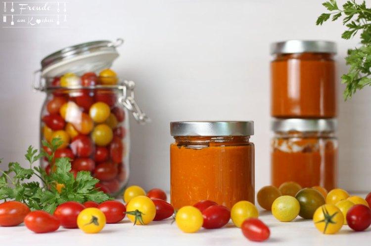 Tomatensauce aus dem Thermomix - Freude am Kochen vegan