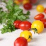 Schnelle Tomatensauce im Hochleistungsmixer
