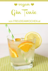 Gin Tonic - Freude am Kochen