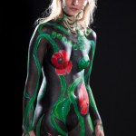 Bodypainting-Fotoshooting-Oberasbach-12