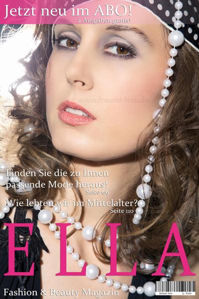 Magazin Titelseite