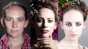 Visagistik für Beauty Fotoshooting