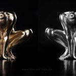 bodypainting-gold-silber-oberasbach