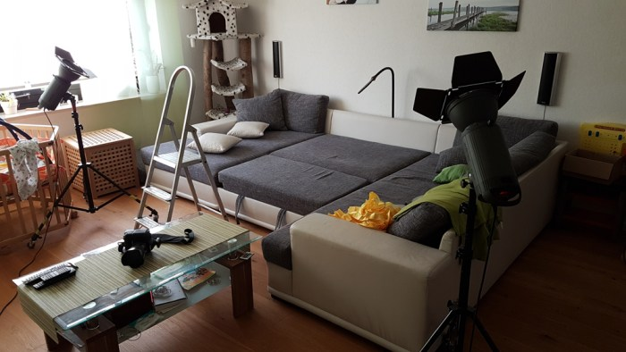 Homeshooting in Oberasbach