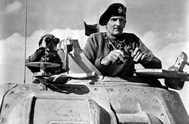 Generalfeldmarschall Bernard Law Montgomery / www.pixabay.com