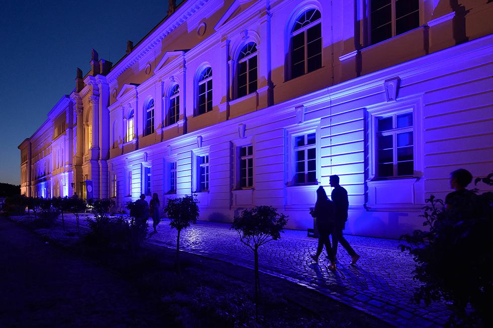 Leopoldina-Nacht in Halle (Saale) 2018 / © Thomas Meinicke für die Leopoldina