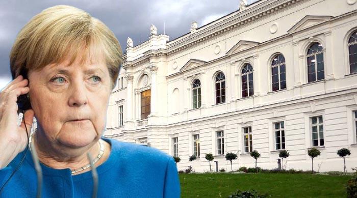 Merkel und Leopoldina - Quelle: PINEWS