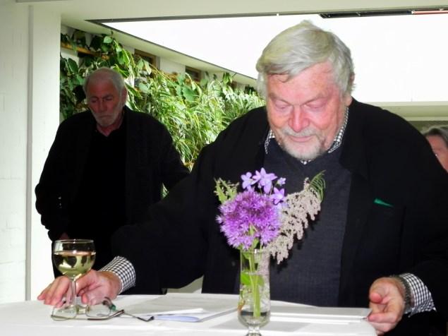 Ausstellung Prof. Karl Schlamminger