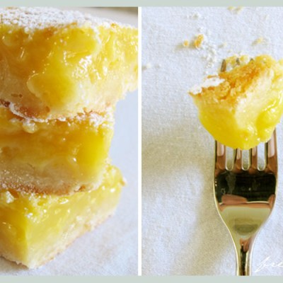 Craving: Gooey Lemon Bars